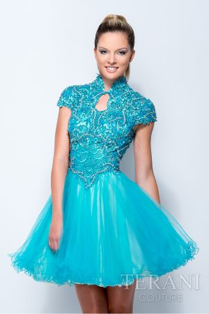 151P0024 Turquoise Front