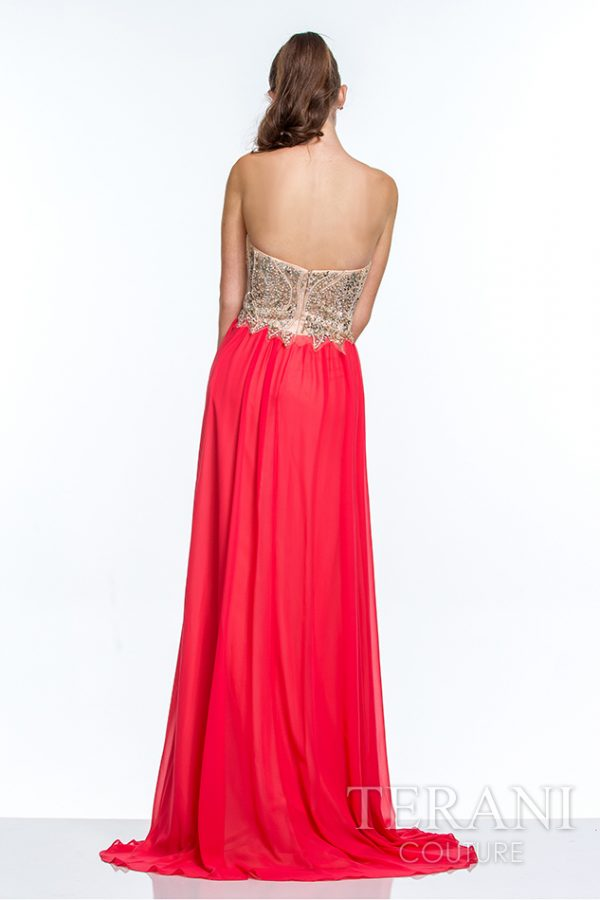 151P0027 Coral Back