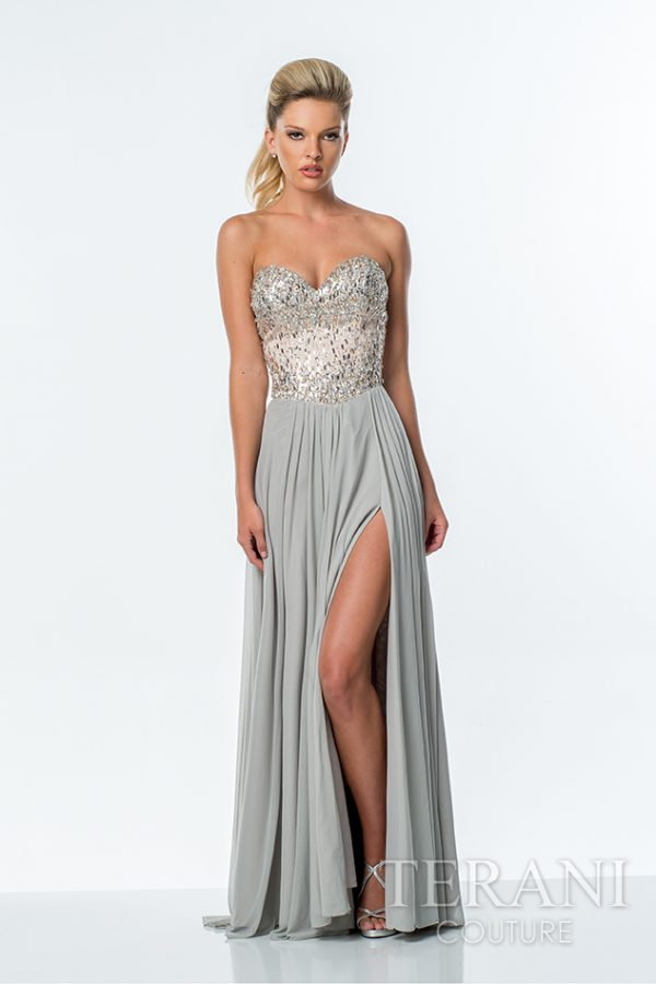 151P0036 Silver Nude Front