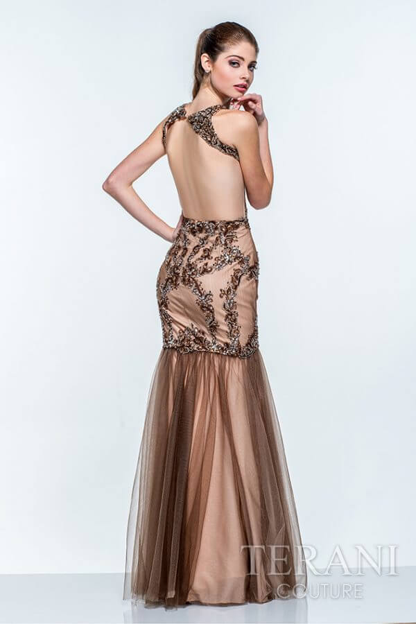 151P0115 Taupe Back