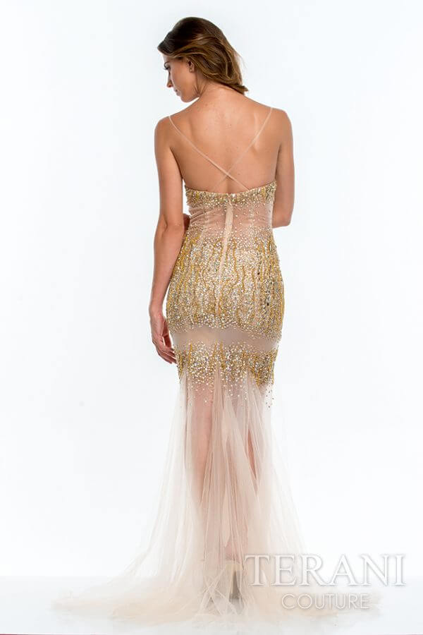 151P0196 Nude Back