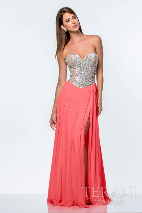 151P0382 Coral Nude