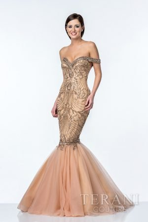 1521GL0777 Champagne Bronze Front