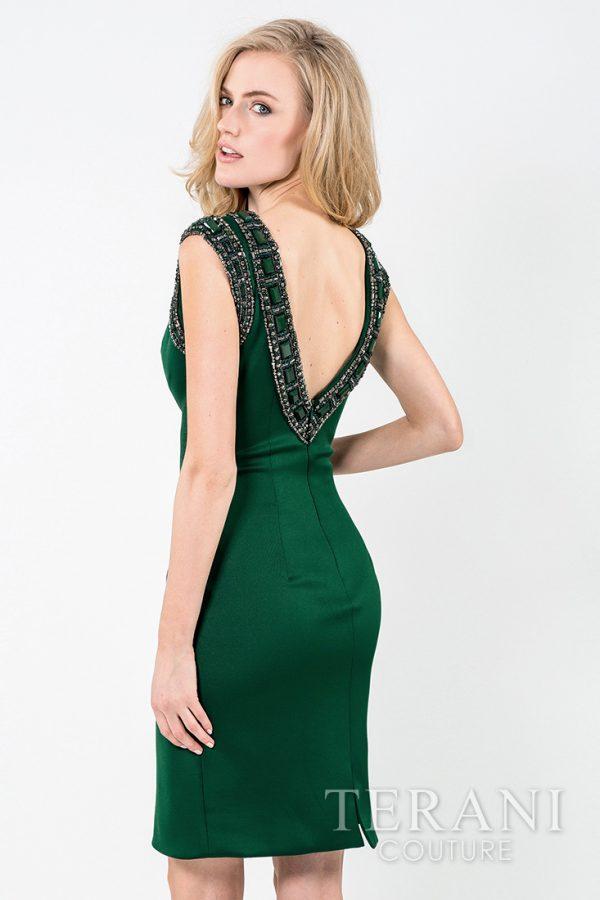 1523C0345 Green Back