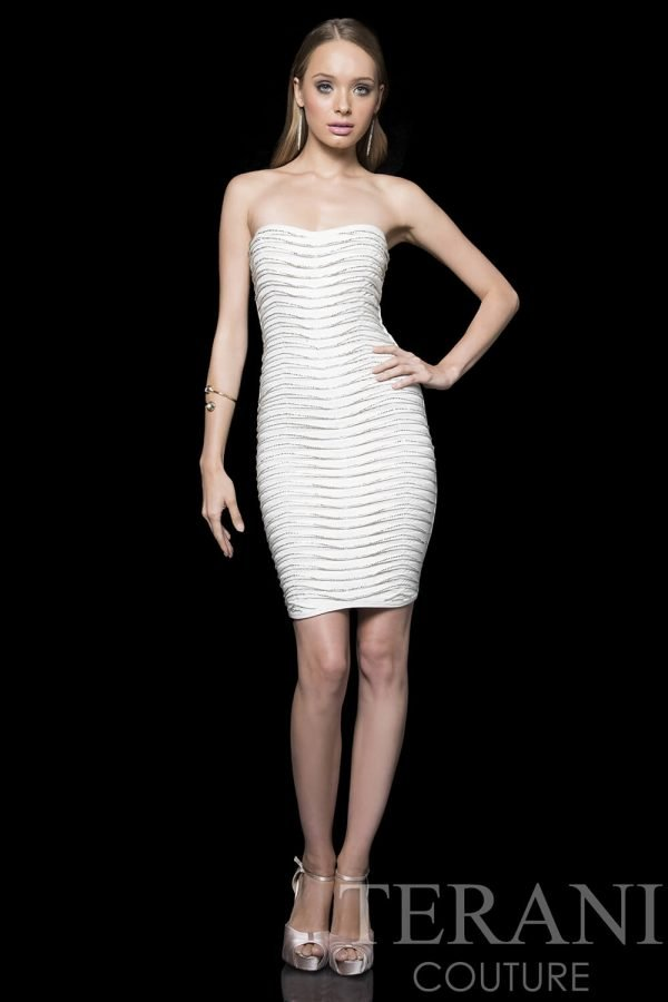 1611C0042 Ivory Nude Front