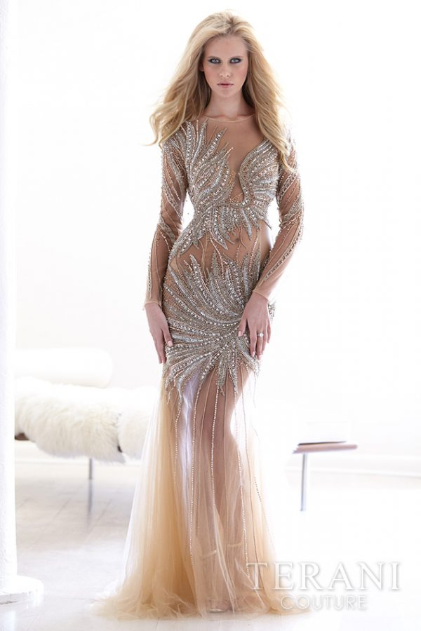 GL3437 Nude Front