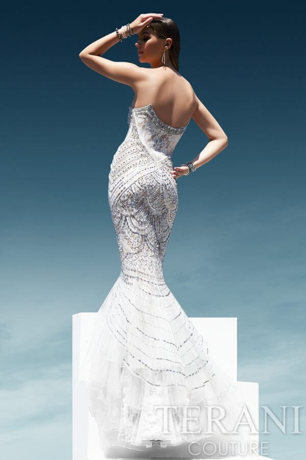 1611GL0461 Silver Nude Back