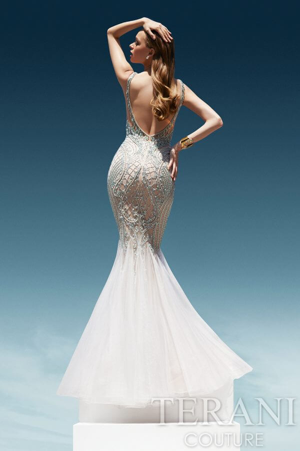 1611GL0472 Silver Nude Back