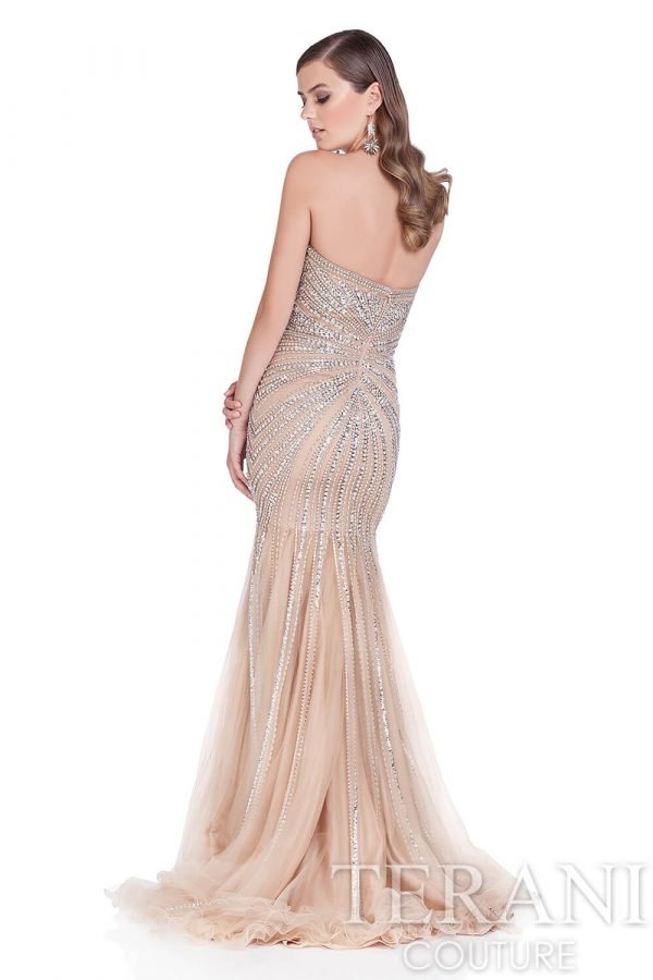 1611GL0489 Silver Nude Back