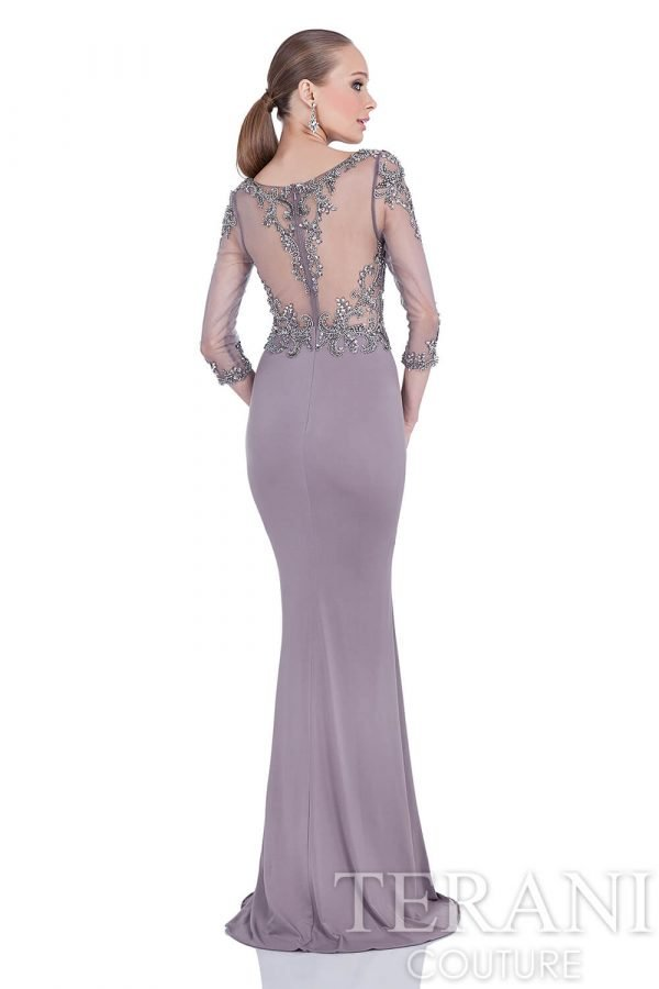 1611M0644 Taupe Back