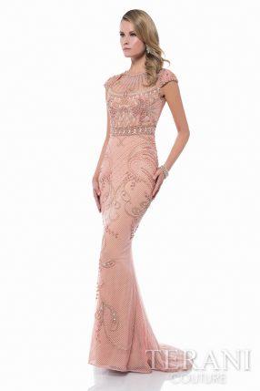 Terani Couture » Product Categories » Best Floor Length Dresses 2017 2018
