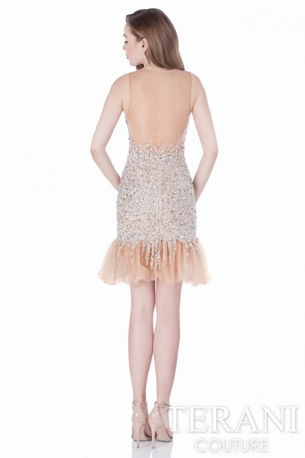 1621H1054 Nude Back