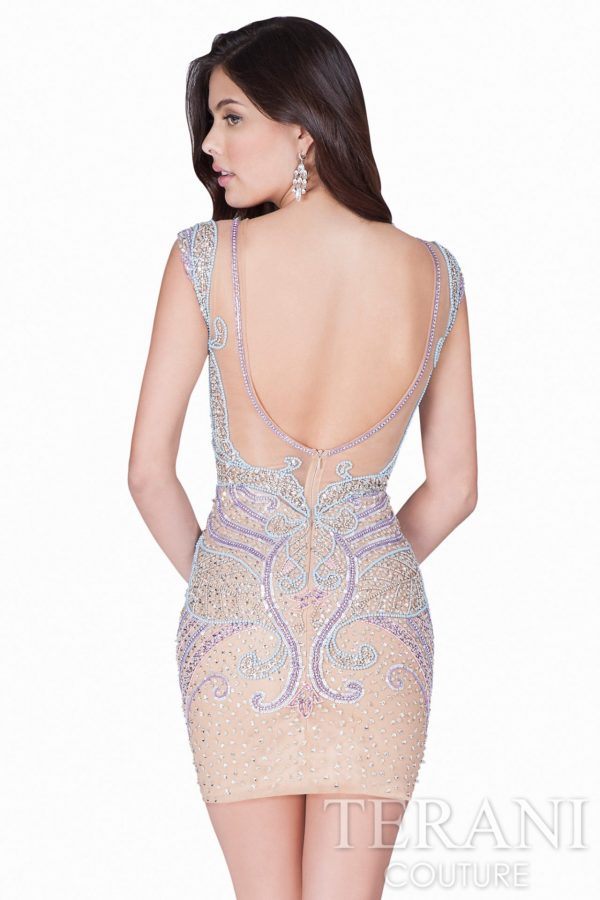 1622H1137 Nude Back
