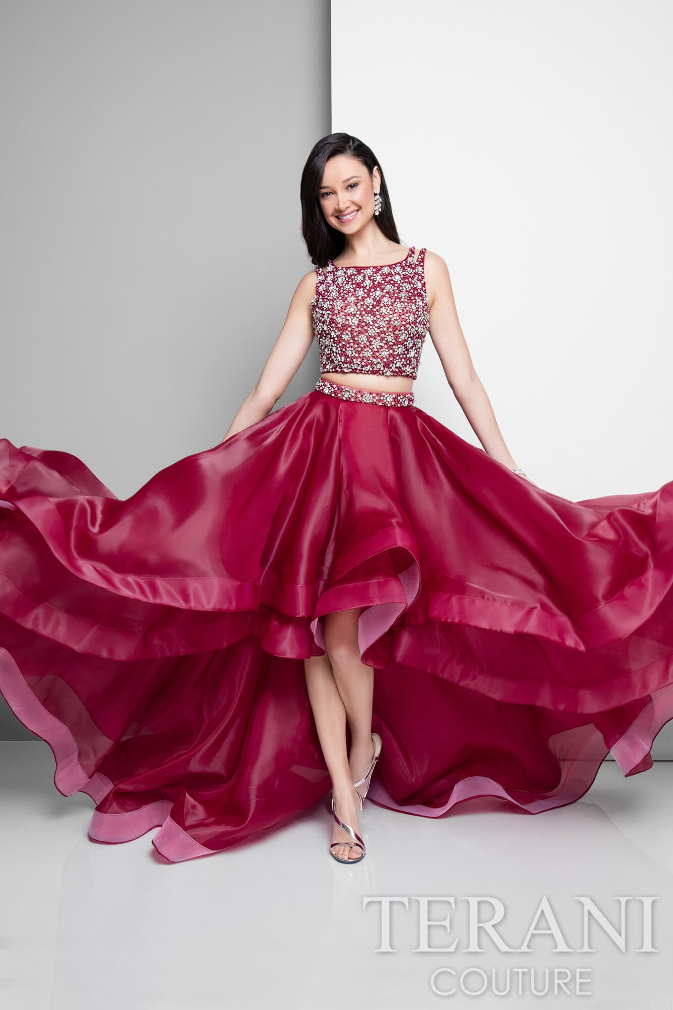All kinds of prom dresses
