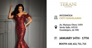 Terani Couture at Intermoda in January