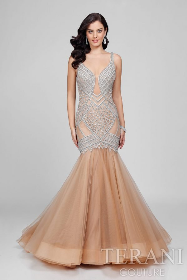 1722GL4486_Nude Silver_Front