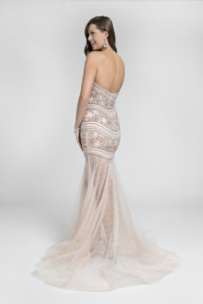 Terani couture elegant evening dresses 2018