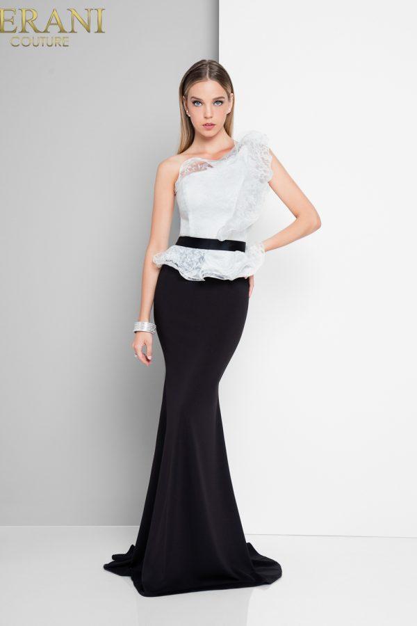 1811E6100_White Black_Front