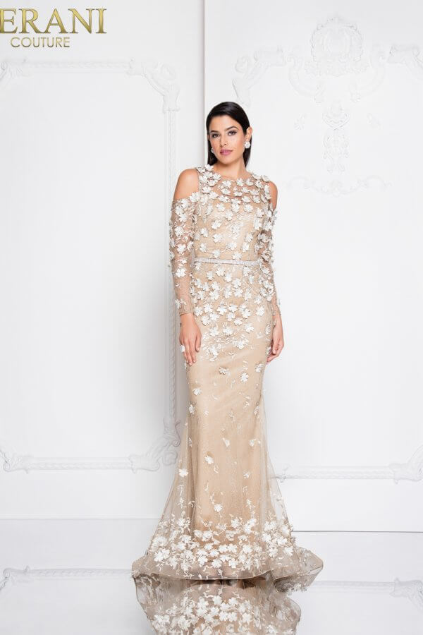 1813E6727_Silver Nude Crystal_Front