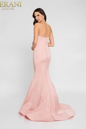 SEXY STRAPLESS MERMAID DRESS – 1812P5386