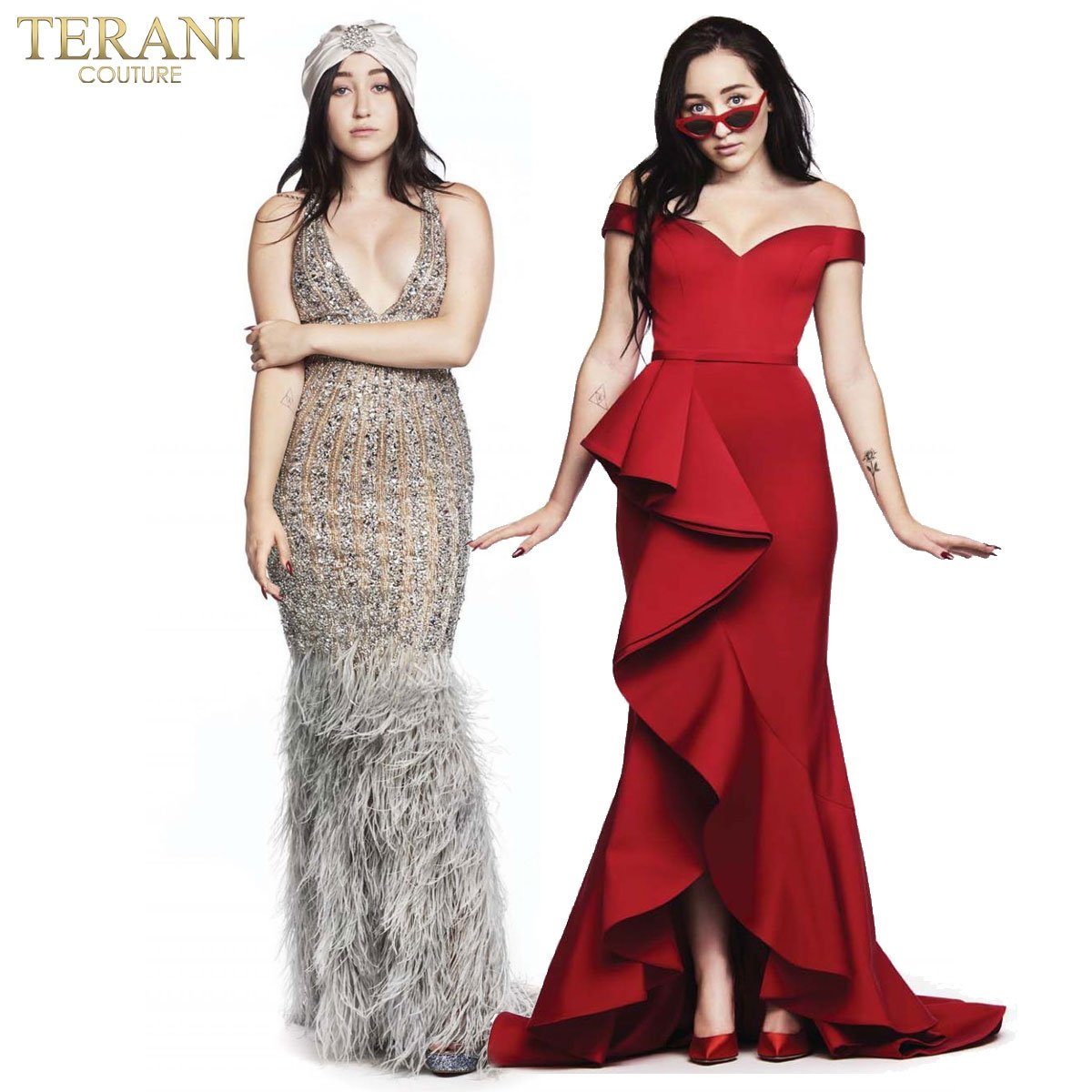 NOAH CYRUS COMPARES TERANI LOOK TO STYLE OF MARILYN MONROE ...