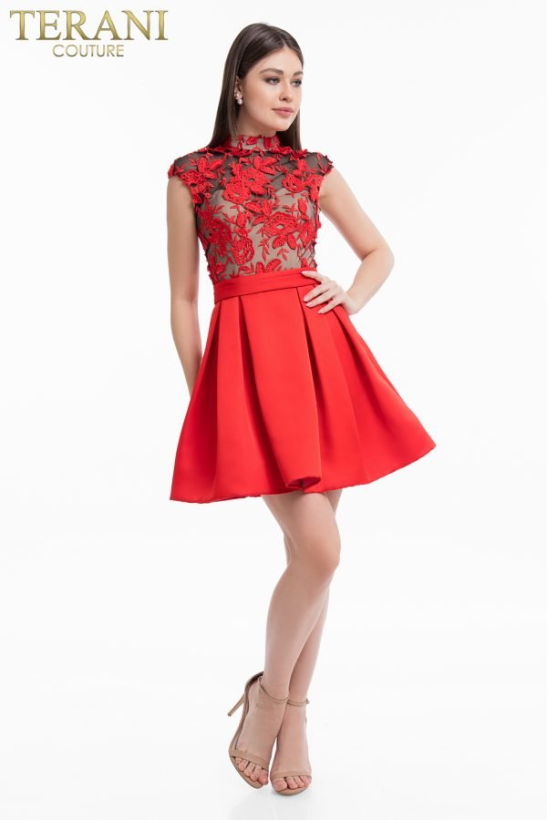 1822H7872_Red Black_Front