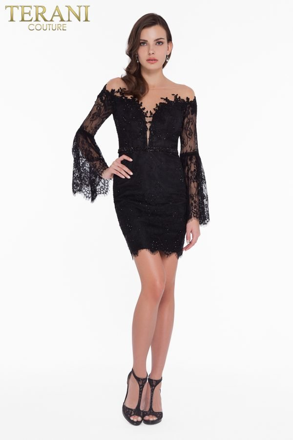 1825H7936_Black Nude_Front