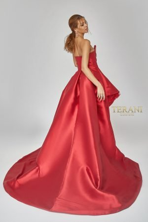 Sexy High Low Gown Dramatic Gown | 1922E0220