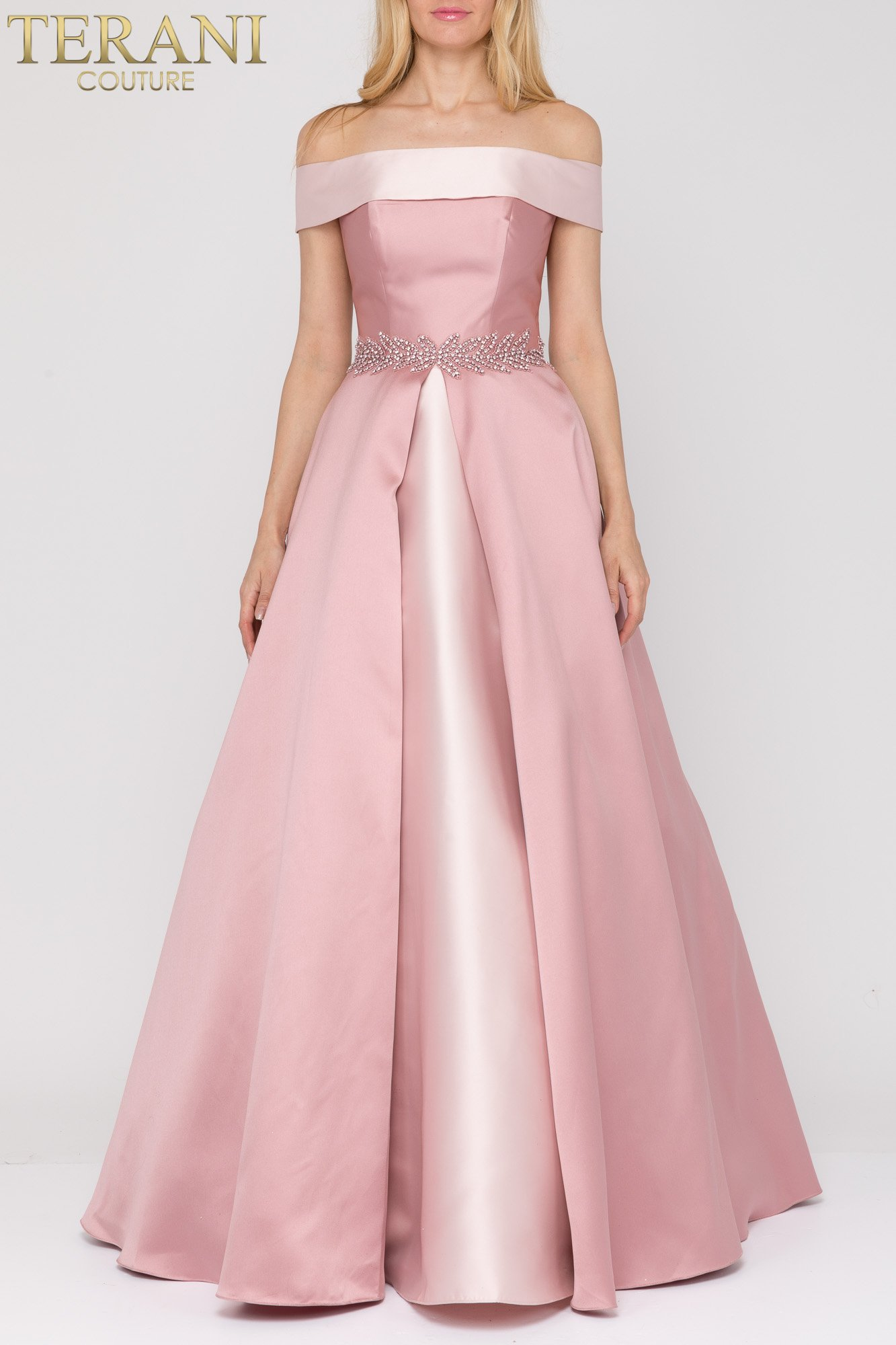 Style: 1921M0505 in BLUSH ROSE color