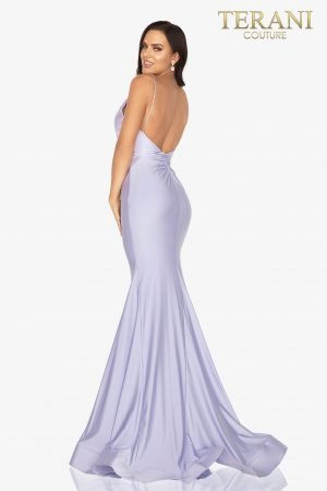 V-Neckline sexy prom dress – 2011P1235