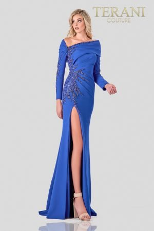 Royally Stylish Mother Of The Bride Dress – 2111M5263