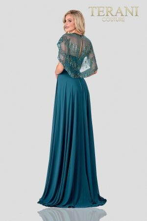 Bead Embellished Mother Of The Bride Dress – 2111M5295